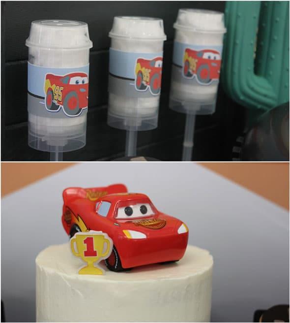 Disney's Cars Themed Birthday Party