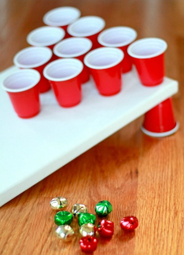 christmas party games scrambled words