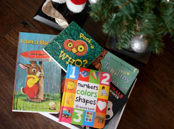 Holiday Baby Gift Ideas via Pretty My Party