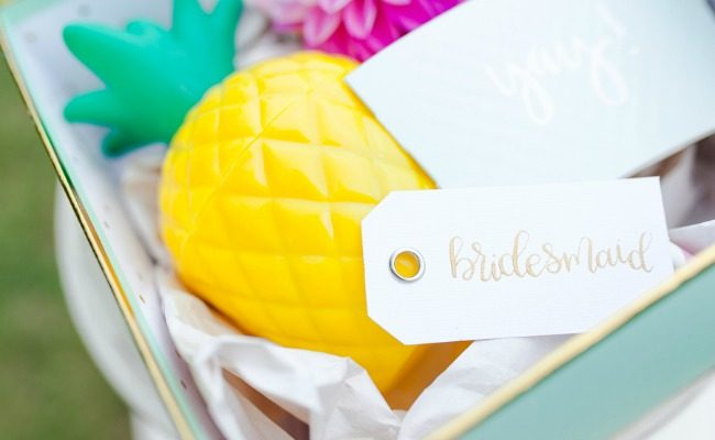 Lilly Pulitzer Inspired Bridesmaid Brunch
