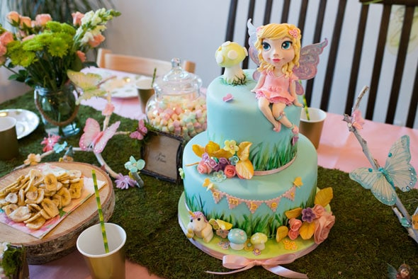 Fairy Tale Birthday Party