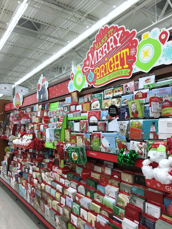 American Greetings Holiday Section | Pretty My Party