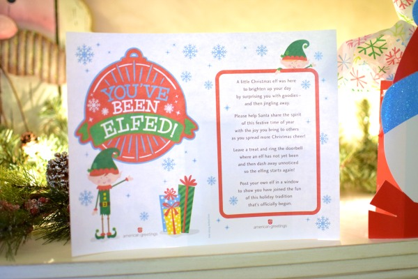 photo about You Ve Been Elfed Printable identify Youve Been Elfed Entertaining - Beautiful My Celebration - Bash Guidelines