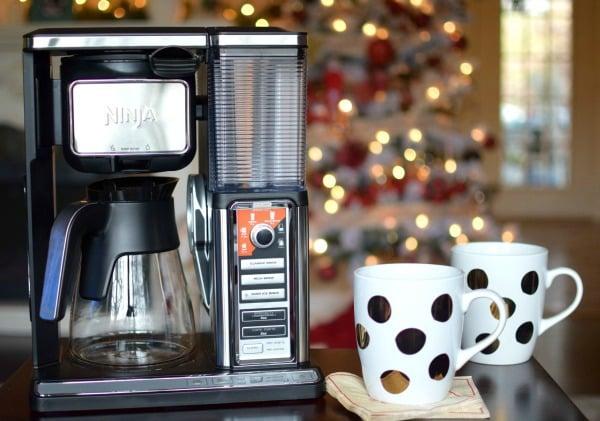 Ninja Coffee Machine Bar   Pretty My Party