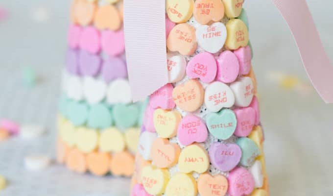 12 Conversation Heart Craft Ideas