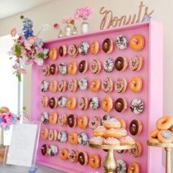 15 Unforgettable Donut Wall Display Ideas