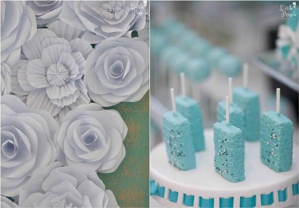 Breakfast At Tiffany's Birthday Party | Pretty My Party
