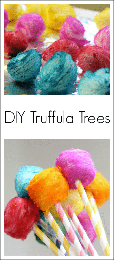 DIY Truffula Trees | Dr. Seuss Party Ideas | Pretty My Party
