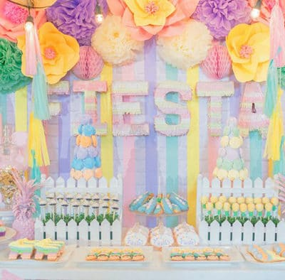 Chic Mexican First Birthday Fiesta