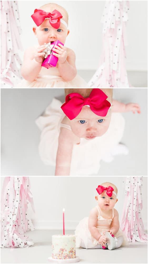 Little Sprinkles Birthday Fun Photoshoot | Pretty My Party