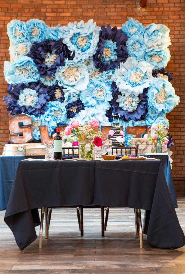 Summer Brooklyn Wedding | Pretty My Party