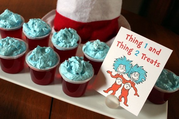 Thing 1 Thing 2 Treat Idea | Pretty My Party