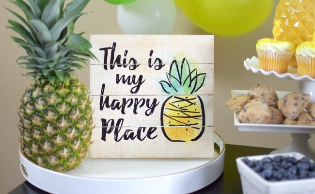 Party Like A Pineapple For Under $100