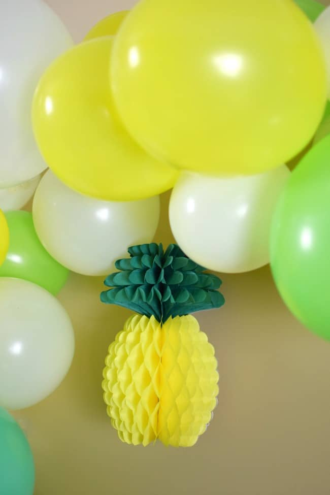 Party Like A Pineapple For Under $100 | Pretty My Party
