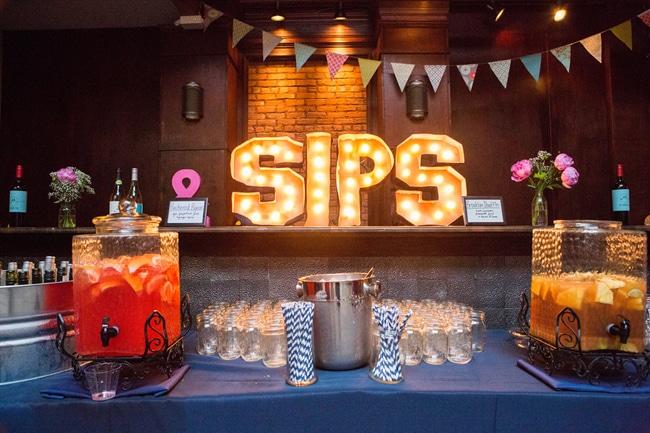 Summer Brooklyn Wedding | Pretty My Party