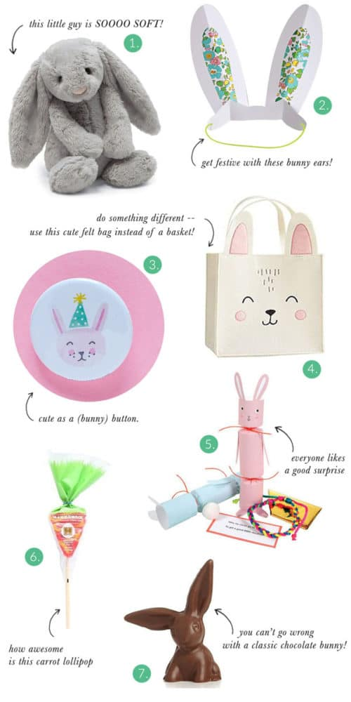 Fun Easter Basket Gift Ideas for Everyone | Pretty My Party