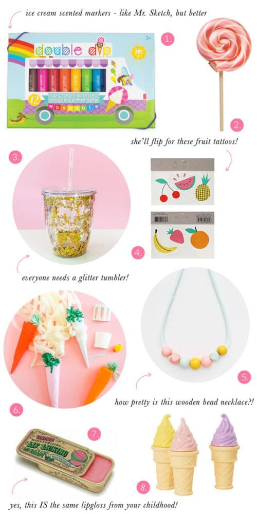 Fun Easter Basket Gift Ideas for Her | Pretty My Party