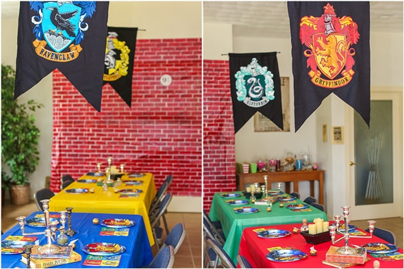 Harry Potter Party Decorations