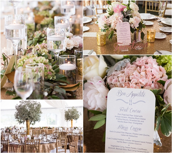 Romantic New York Lakeside Wedding | Pretty My Party