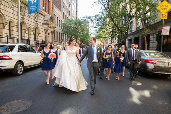A Whimsical New York City Wedding