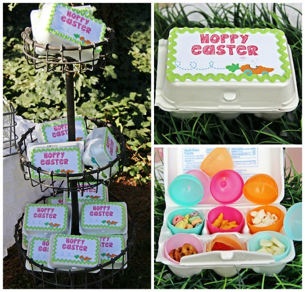 Bunny Hop Easter Hunt Party | Pretty My Party
