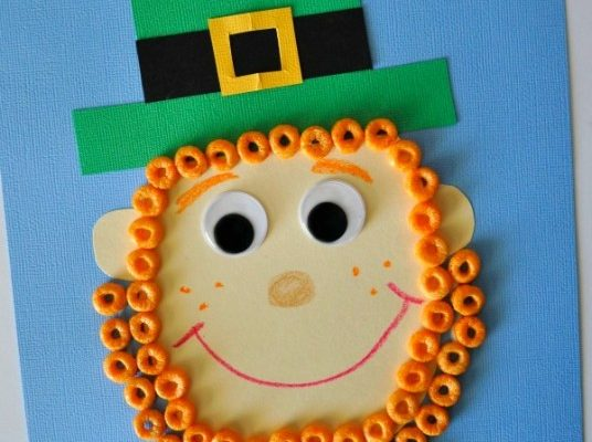 10 Adorable Leprechaun Crafts
