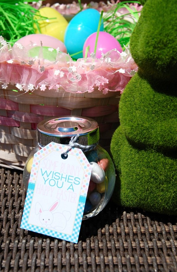 Free Printable Easter Treat Tags | Pretty My Party