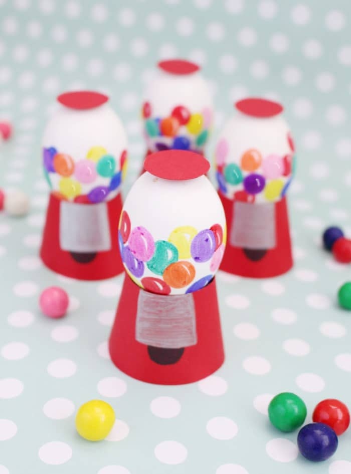 15 creative easter egg decorating ideas pretty my party Creative easter egg decorating ideas