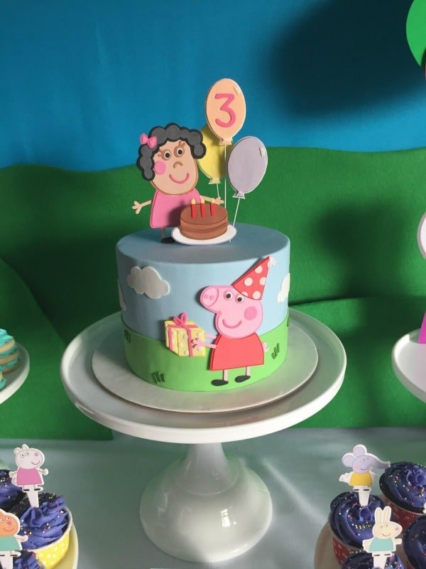 Peppa Pig Birthday Party Pretty My Party
