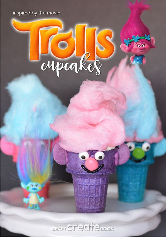 20 Terrific Trolls Party Ideas Pretty My
