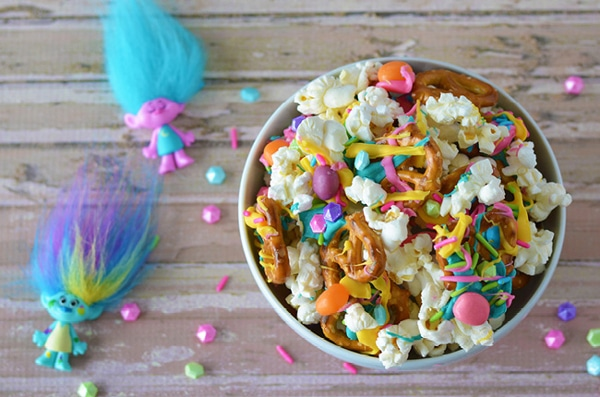 Trolls Snack Mix