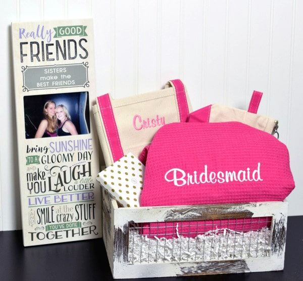 7 Bridesmaid Gift Ideas Your Girls Will Love | Pretty My Party