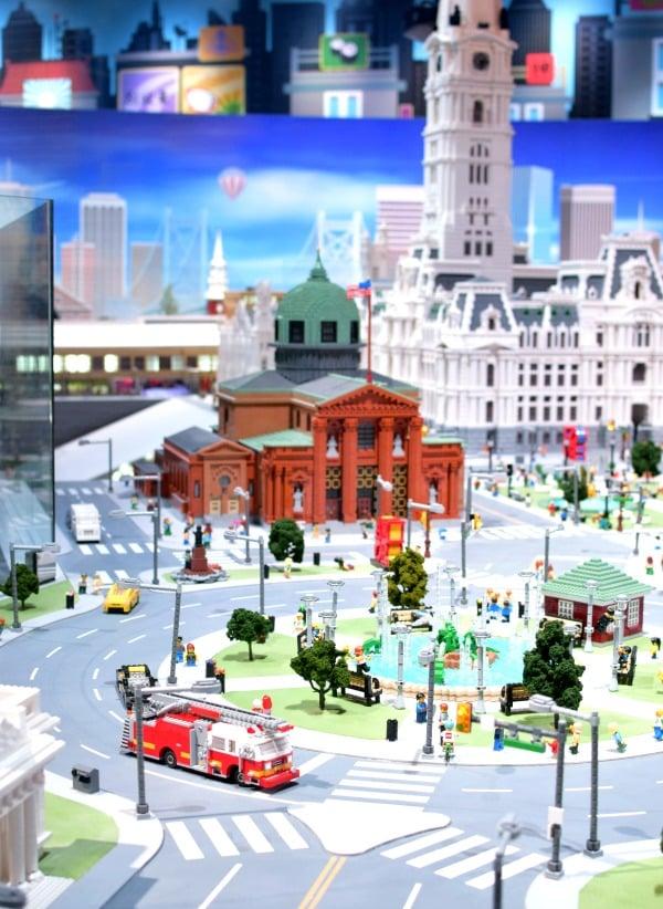 Legoland Discovery Center Philadelphia Ticket Giveaway