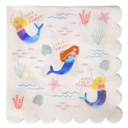 Mermaid Birthday Party Products