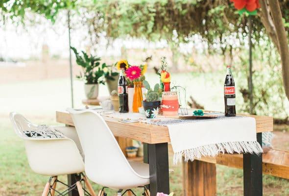 Cinco de Mayo Backyard Party