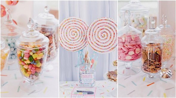 Sweet Sprinkles Birthday Party | Pretty My Party