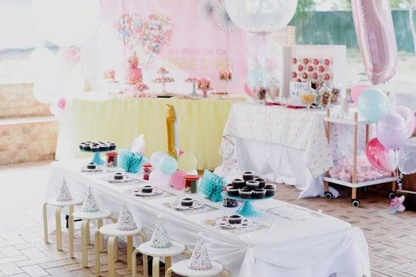 Sweet Sprinkles Birthday Party | Pretty My Party