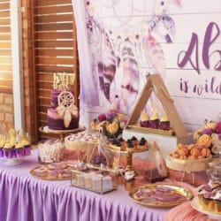 Boho Wild and Three Birthday Party