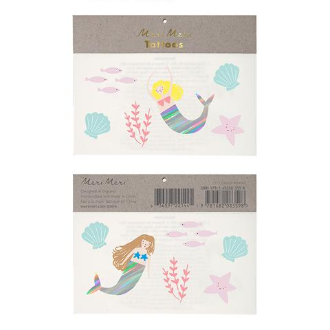 Mermaid Birthday Party Products | Pretty My Party