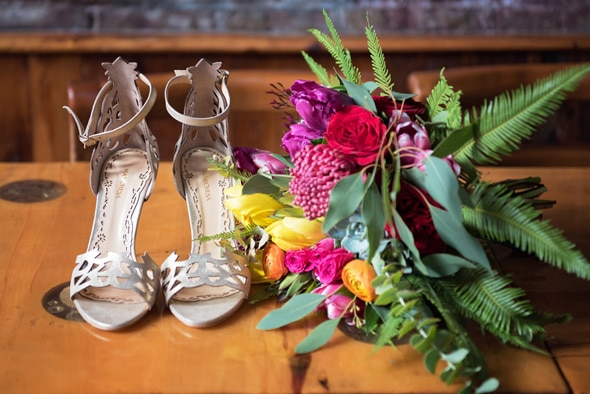 Brooklyn New York Wedding Styled Photoshoot