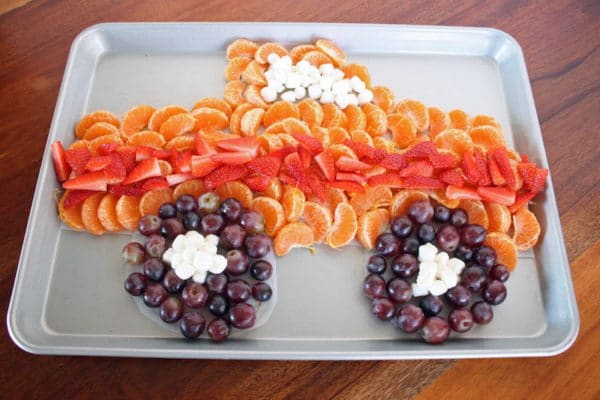 Monster Truck Fruit Tray | Blaze and the Monster Machines Party Ideas