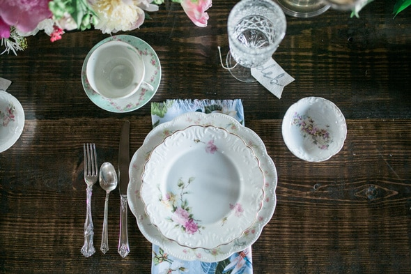 Rustic Chic Bridal Shower | Pretty my Party