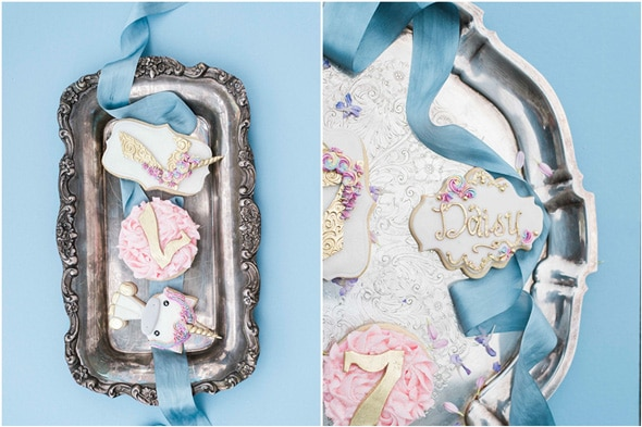 Pastel Unicorn Party Styled Photo Shoot | Pretty My Party