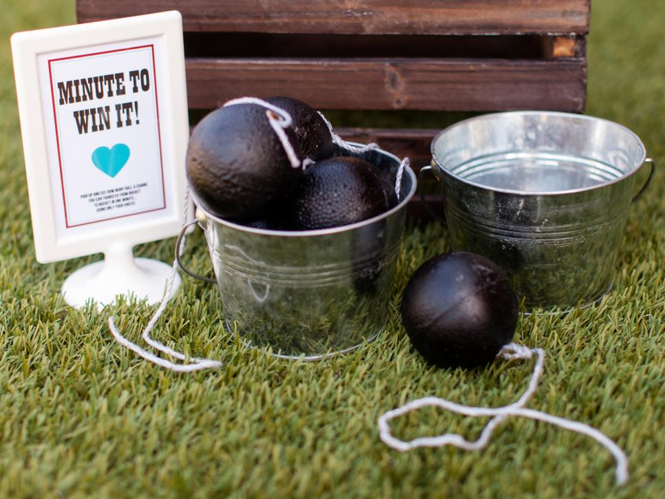 Ball and Chain Bridal Shower Game | Bridal Shower Game Ideas | Pretty My Party