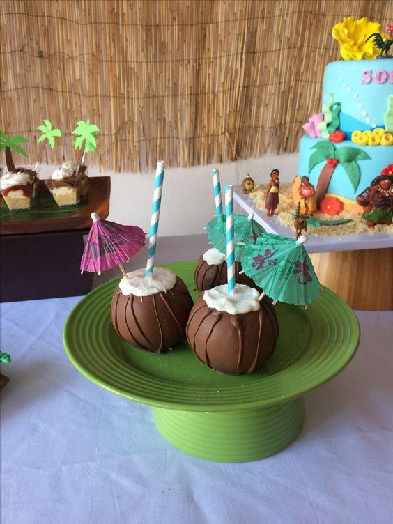 27 Disney Moana Birthday Party Ideas