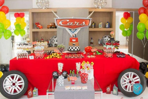 20 Disney Pixars Cars Party Ideas