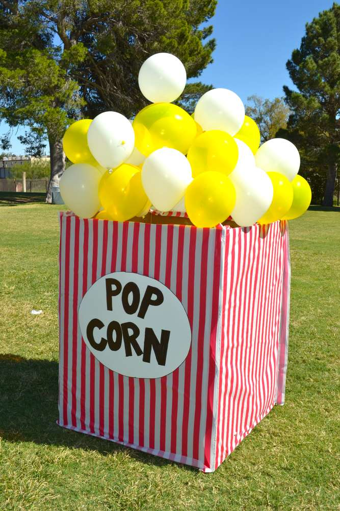 Pop Up Paint Booth >> 45 Awesome DIY Balloon Decor Ideas - Pretty My Party