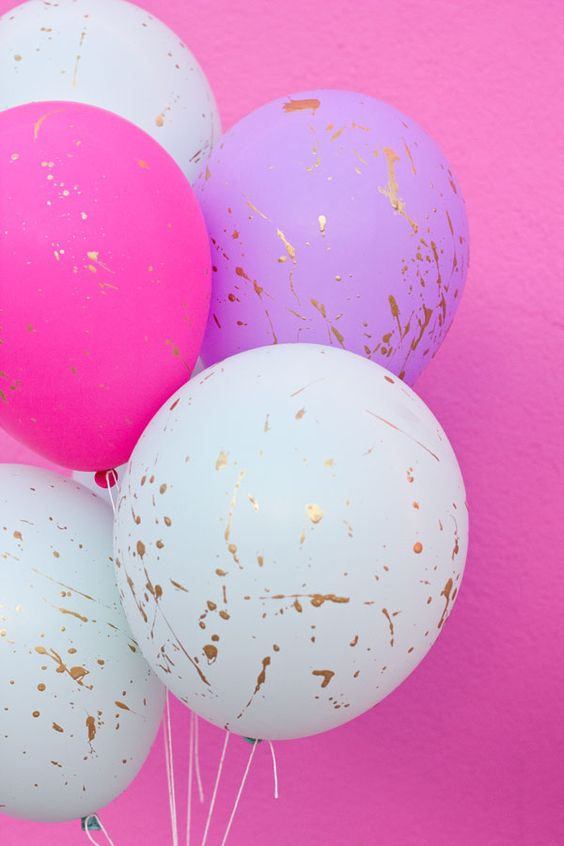 45 Awesome Diy Balloon Decor Ideas Pretty My Party Party Ideas