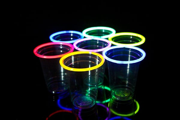 20 Epic Glow In The Dark Party Ideas Pretty My Party