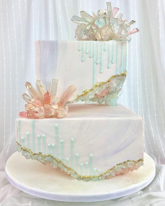 Crystal Colors Cake Decorating